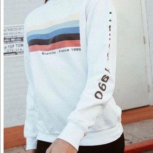 Brandy Melville France Sweatshirt
